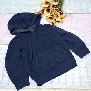Kid's Jumping Beans Full Zip Hooded Sweatshirt